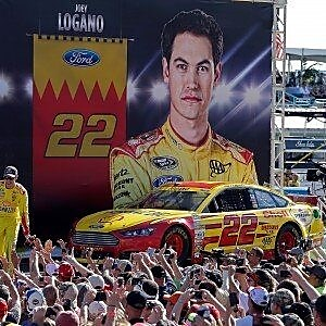 Joey Logano Spring Cup