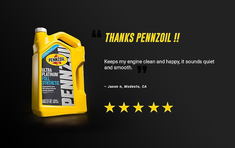 Pennzoil Review Thanks Pennzoil !!