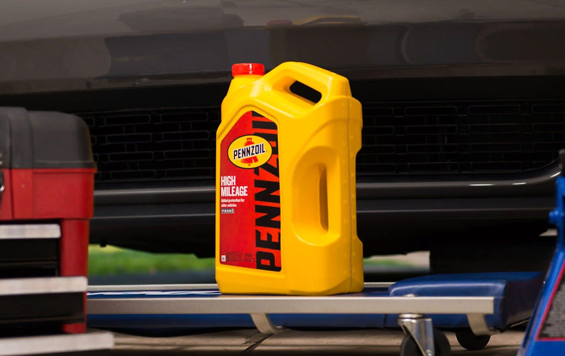 Pennzoil High Mileage