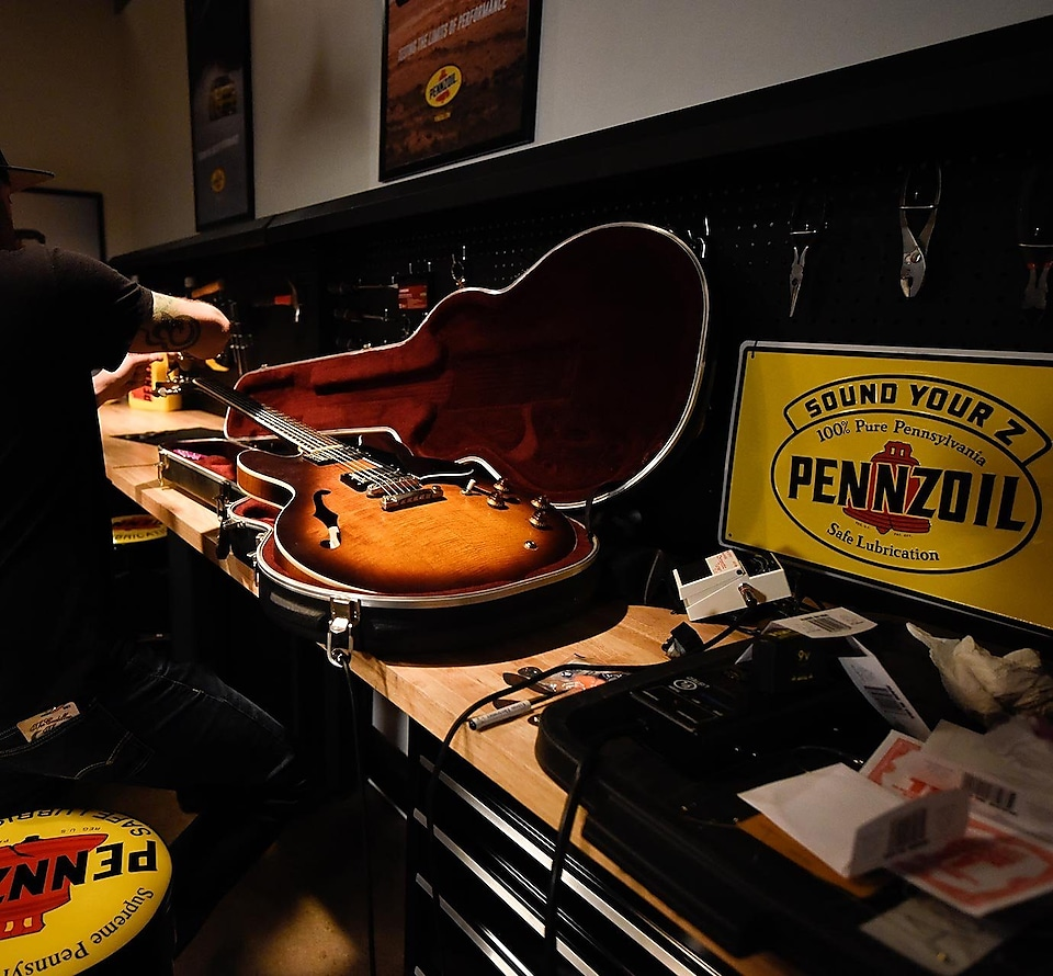 Pennzoil Garage Sessions