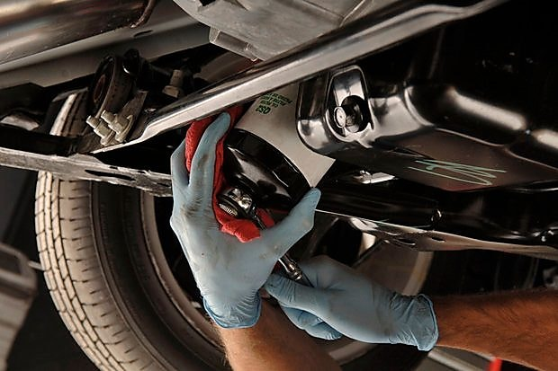 Oil Filter Change >> How To Change Your Oil Pennzoil