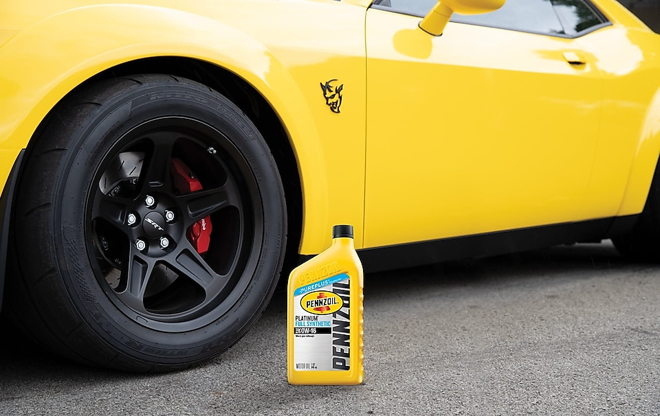 Engine oil guide pennzoil united states for What motor oil do i need