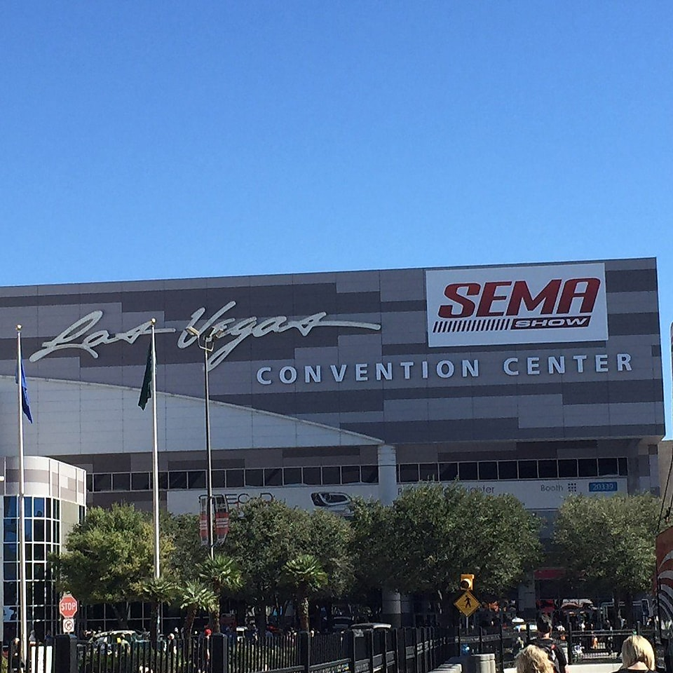 2014 SEMA Show at the Las Vegas Convention Center