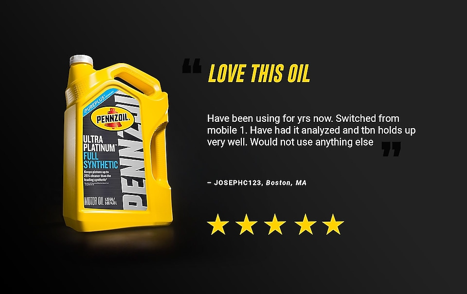 Pennzoil Review Love This Oil
