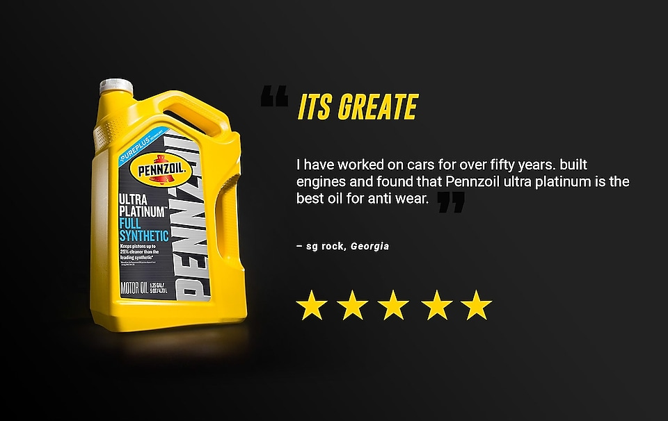 Pennzoil Review Its Great