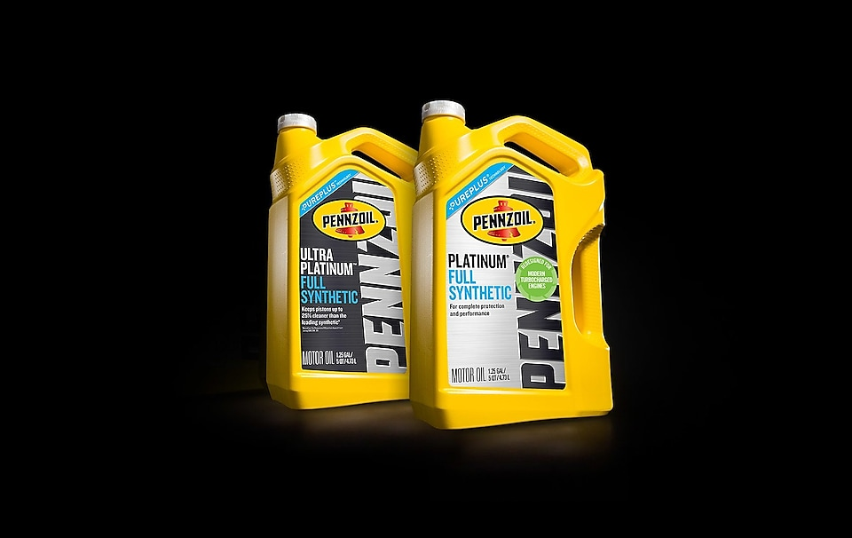 Ultra Platinum full synthetic Oil