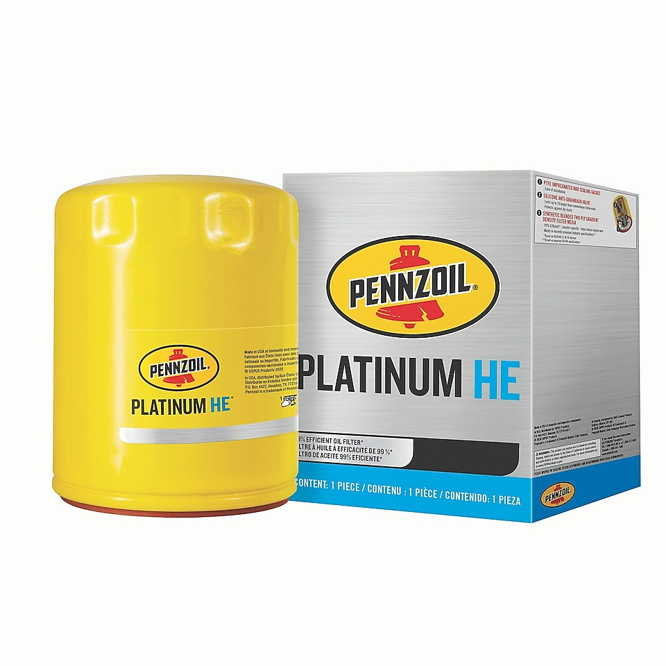 Pennoil Platinum HE Oil Filter