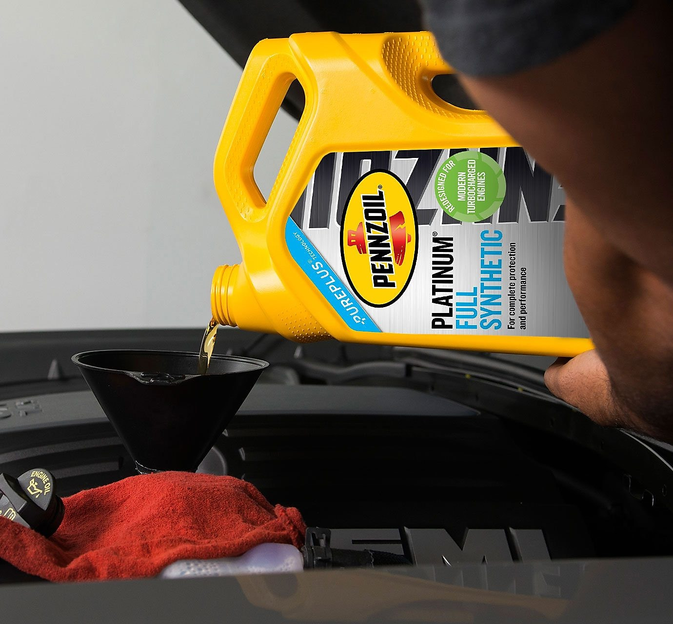 Full Synthetic Motor Oils