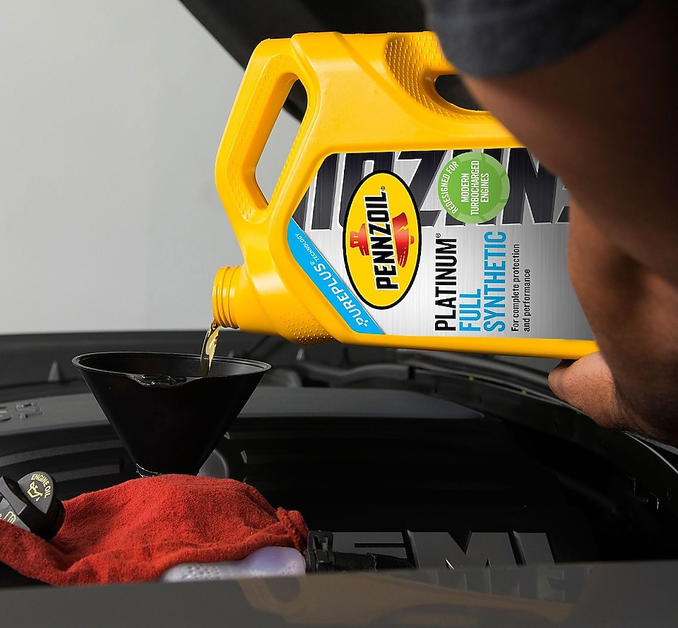 Oil Selector: Find the right Motor Oil for Your Vehicle