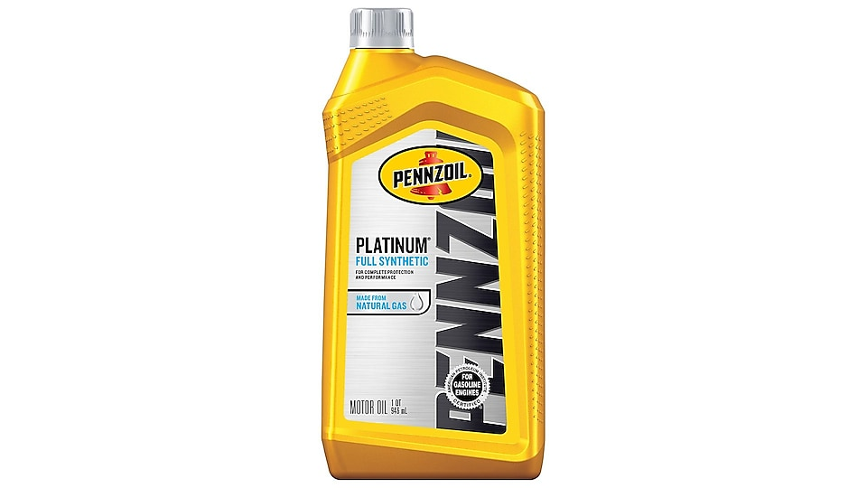 Pennzoil Platinum® Full Synthetic Motor Oil