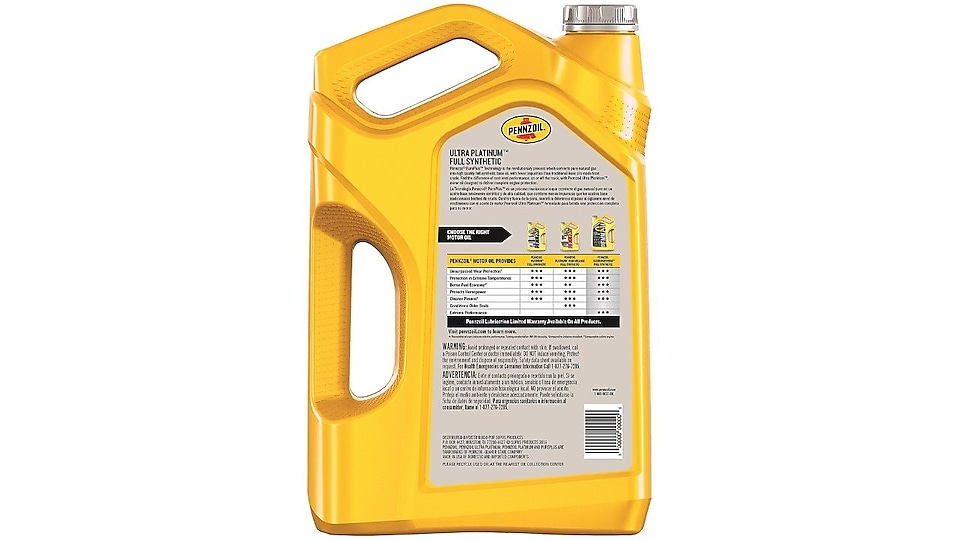 Pennzoil® GoldTM Synthetic Blend Motor Oil