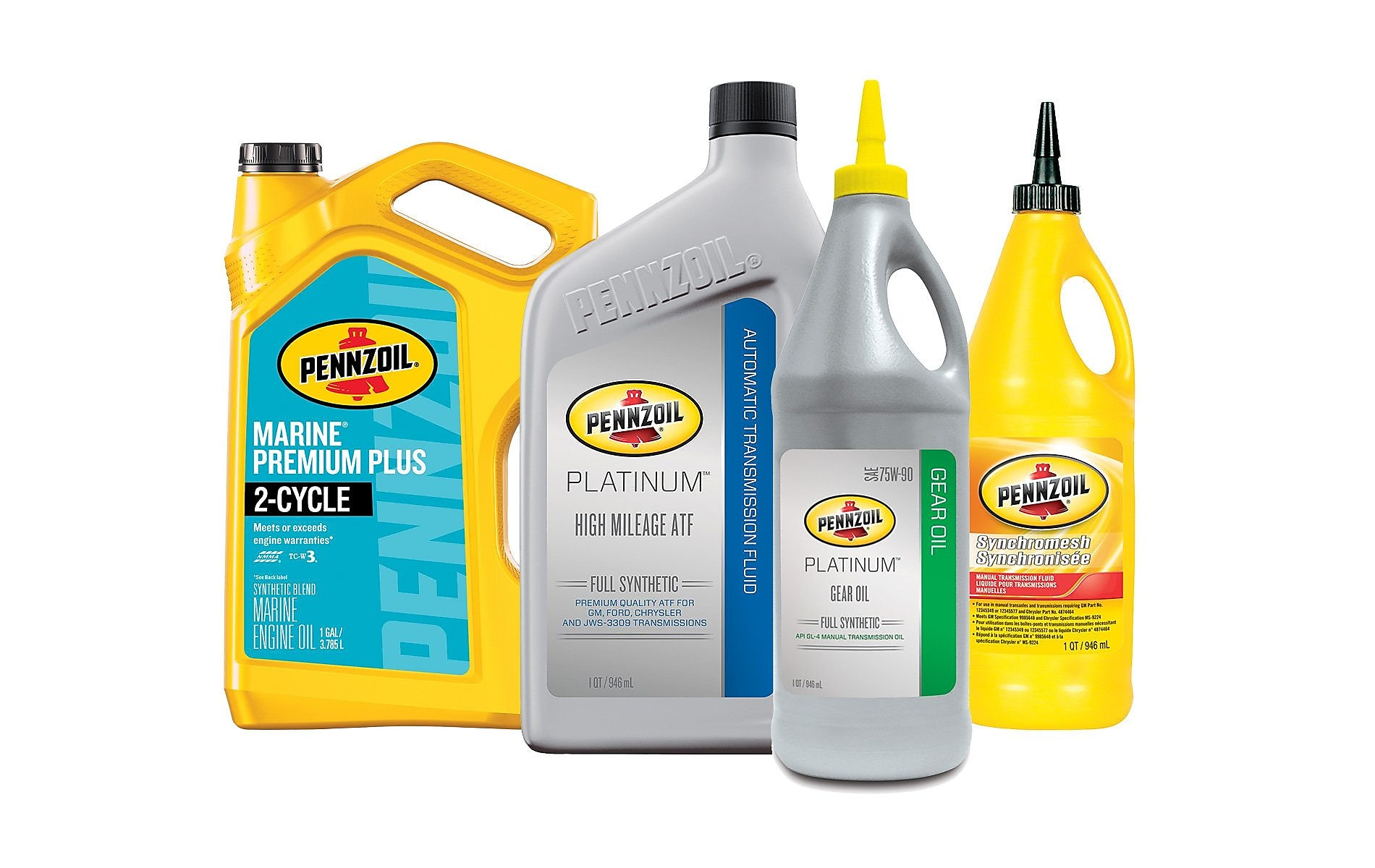 Car Fluids, Greases & Lubricants | Pennzoil