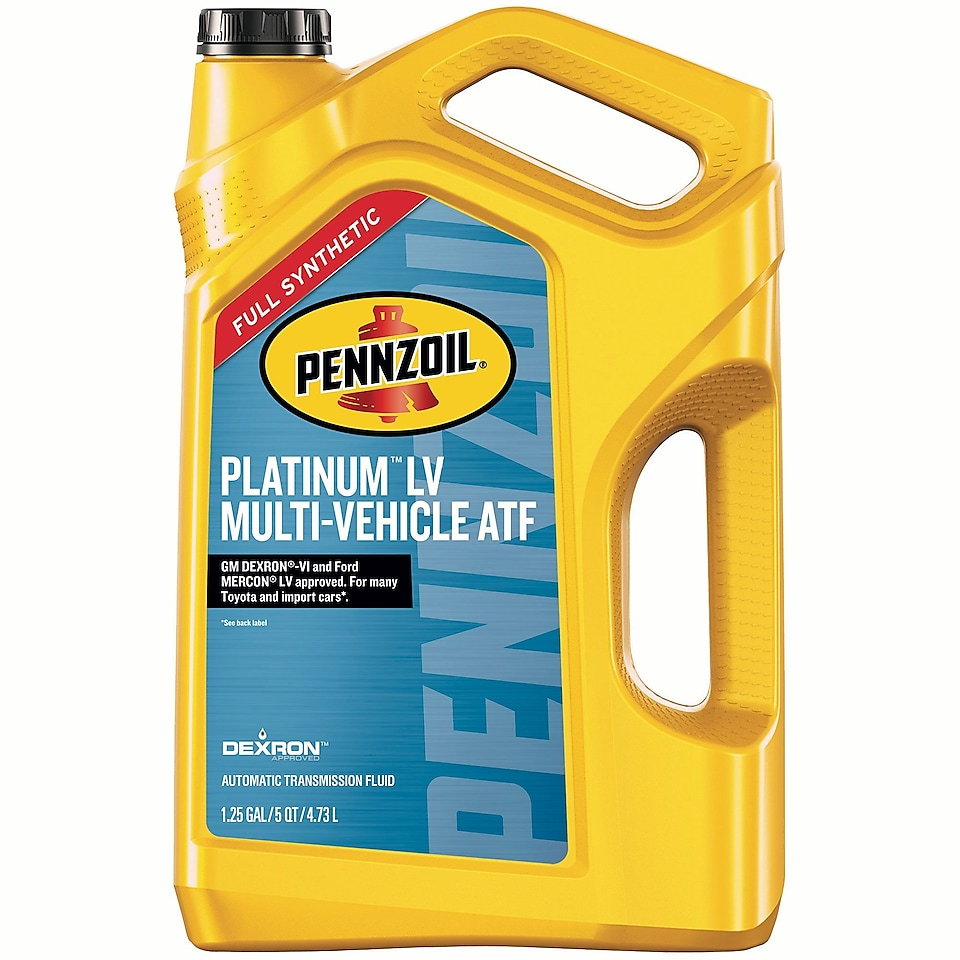 Platinum LV Multi-Vehicle ATF | Pennzoil