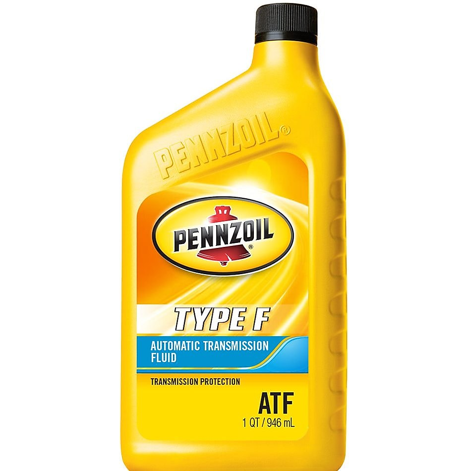 Pennzoil Type F Automatic Transmission Fluid 1 QT Bottle
