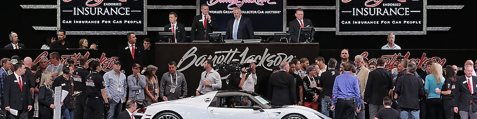 Barrett-Jackson Auction Company