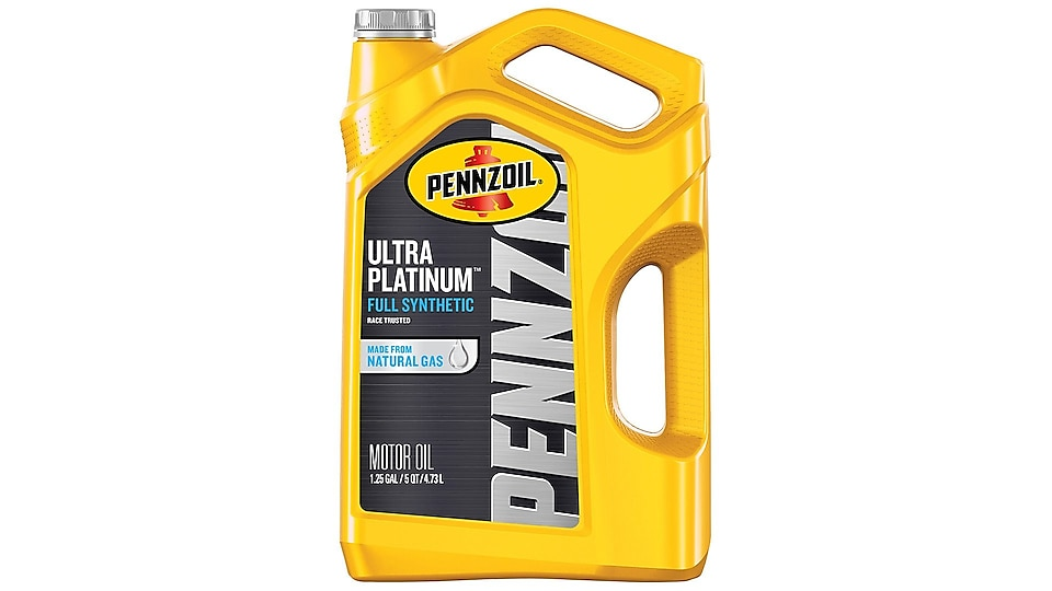 Pennzoil Ultra PlatinumTM Full Synthetic Motor Oil