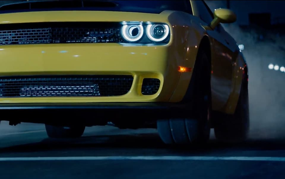 Voici La Dodge Challenger SRT Demon