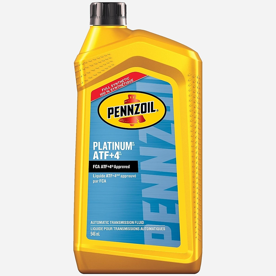 Pennzoil Platinum | Canada English