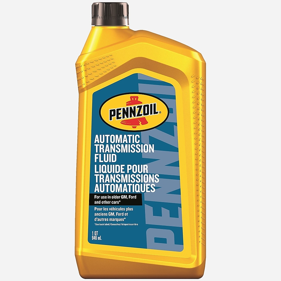Pennzoil Dex/Merc Automatic Transmission Fluid 1 QT Bottle